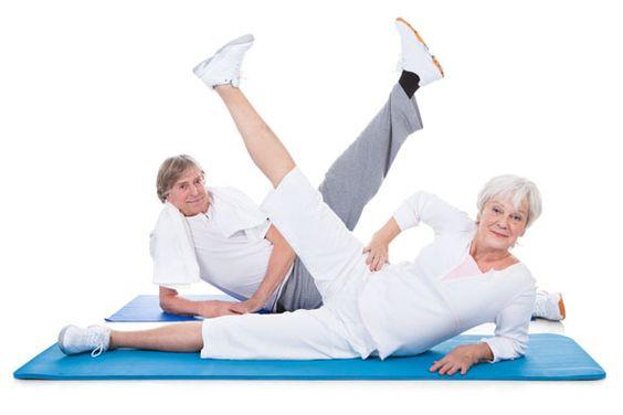 el pilates tambien para los mayores